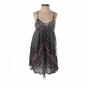 💋O'Neill Geometric Racerback Mini Dress